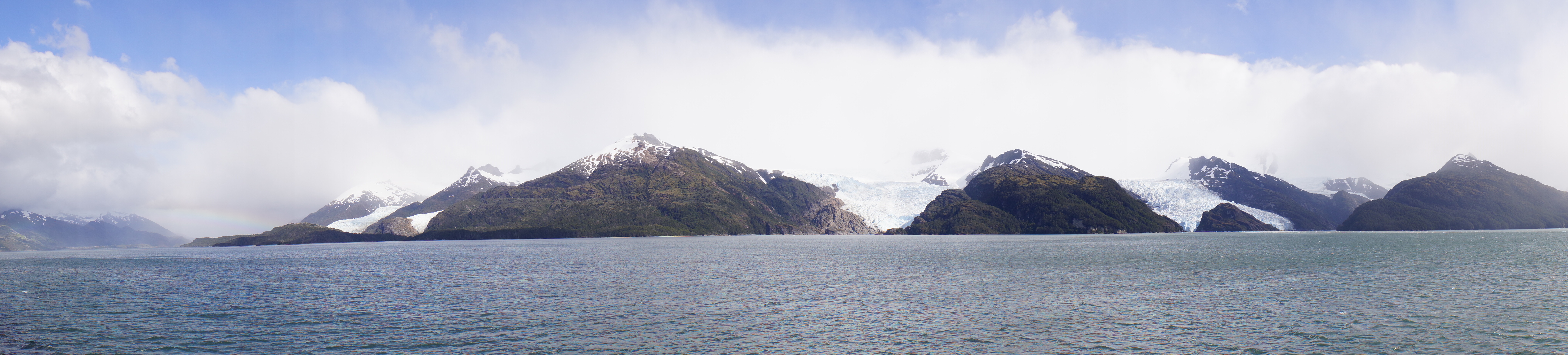 Chilean Fjord Escapade – Itinerary and Distances