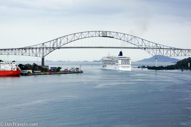 Panama Canal Transit – Part 3