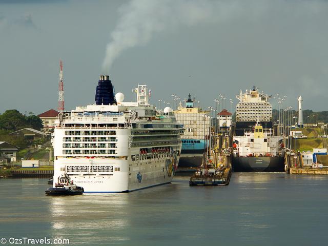 Panama Canal Transit – Part 2