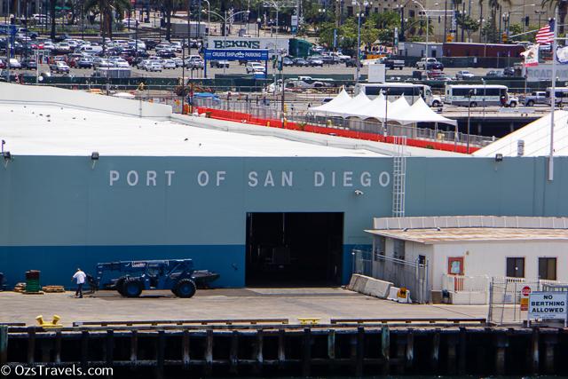 Panama Canal Transit – San Diego Part 1