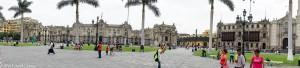 Plaza de Armas Lima - Peru