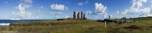 Ahu Tahai Easter Island - Chile