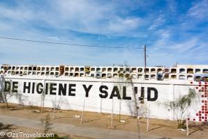 2014 South America Cruise Day 3 - Pisco