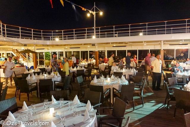 2014 South America Cruise Day 4 - Matarani Peru