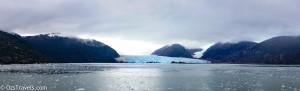 Grey Glacier Southern Patagonian Ice Field