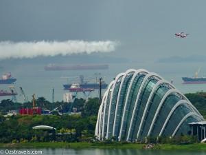 SG50 National Day Aerobatic Display