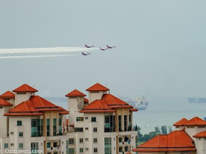 SG50 National Day Aerobatic Display