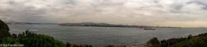 Istanbul European Side from the Topkapı Palace Harem