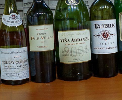 May 2016 Wine Reviews Part 1