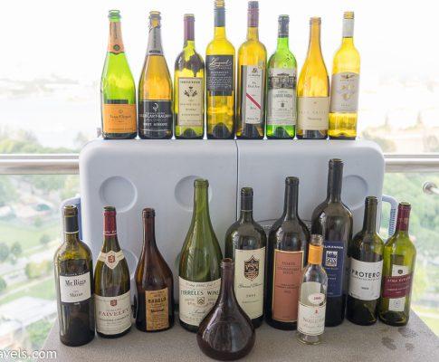 Aug 2016 Wine Reviews