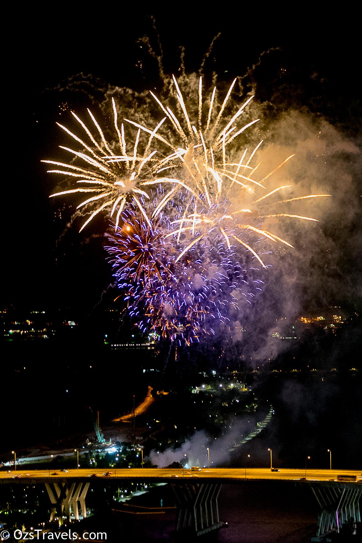 Chingay Fireworks, 2017 Chingay Parade, 2017 Chingay Fireworks