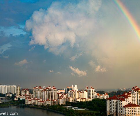 21 Mar 2017: Rainbow