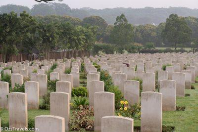 ANZAC Day, 2017 ANZAC Day Dawn Service, Kranji War Memorial, Singapore