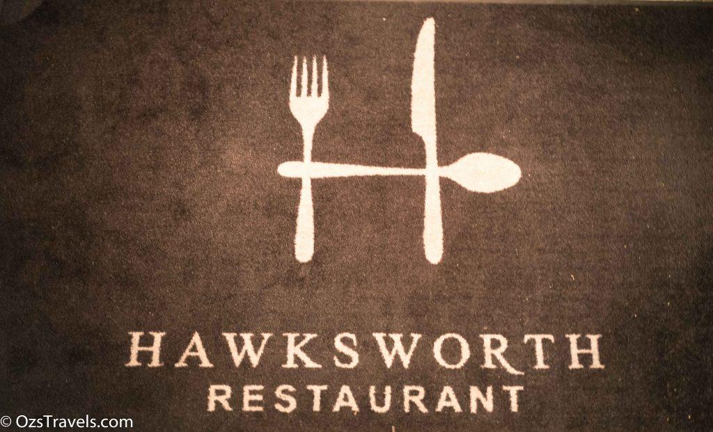 Hawksworth, Vancouver