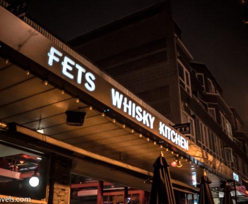 Fet's Whisky Kitchen Vancouver