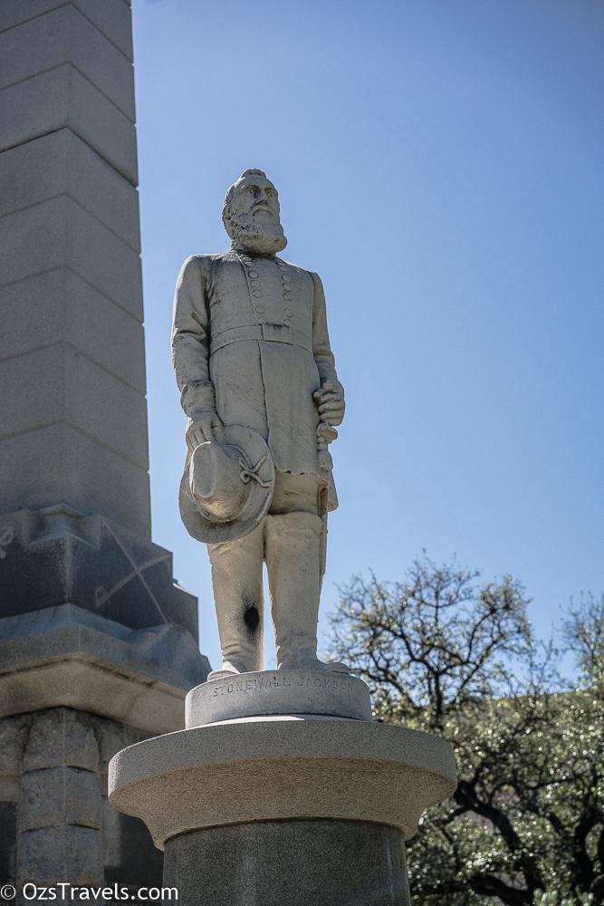 Stonewall Jackson Oz S Travels