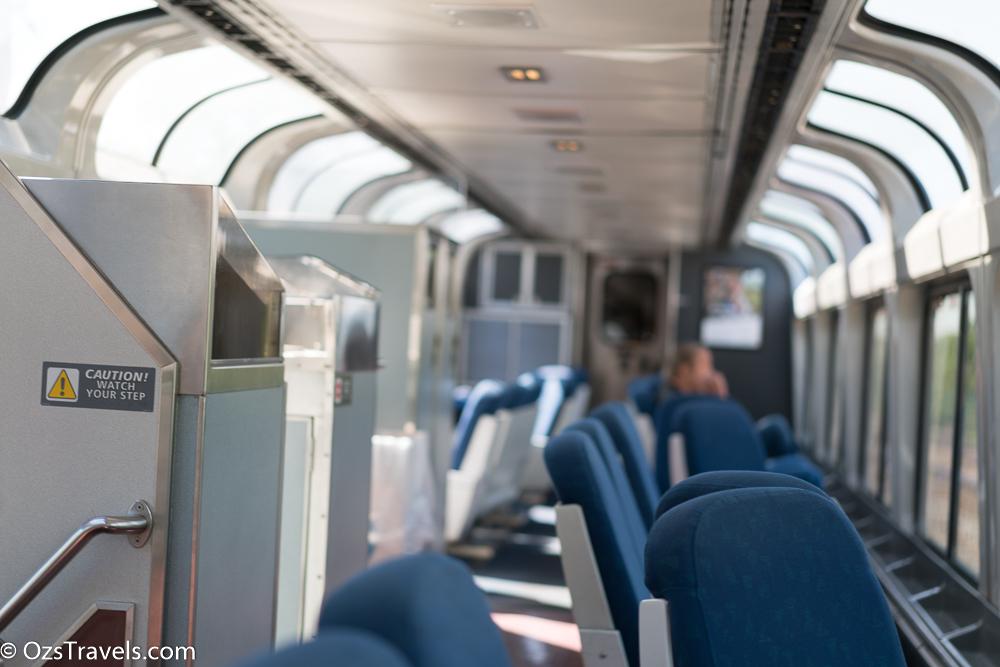 North America 2017,  Amtrak,  Amtrak Texas Eagle,  Amtrak Train 21,