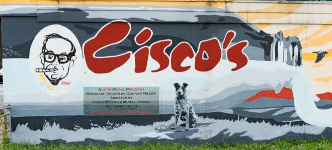 Cisco's Restaurant Bakery Austin Texas