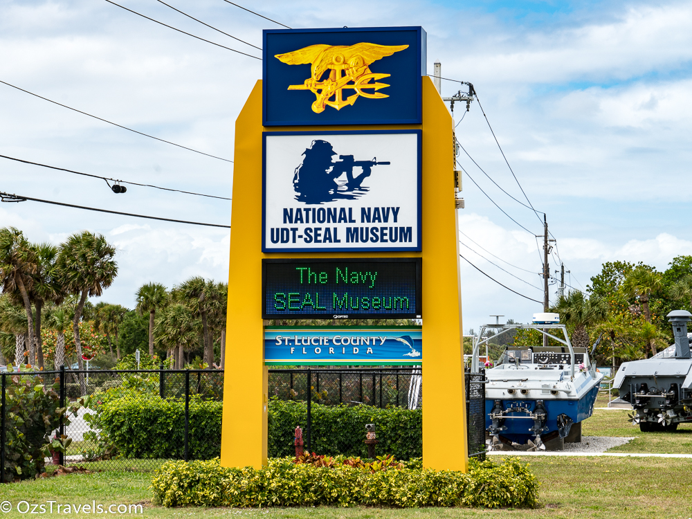 National Navy UDT-SEAL Museum, Fort Pierce Florida, UDT-SEAL Museum, UDT-SEAL