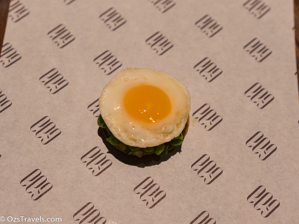 Gaa, Bangkok, Food Porn