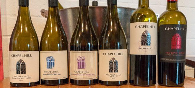 Chapel Hill Wine McLaren Vale South Australia
