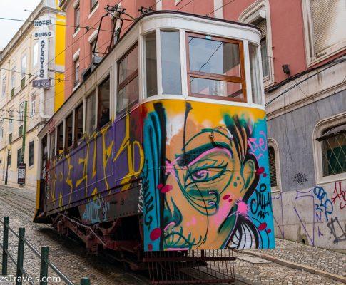 Oz's Lisbon Wander Part 1