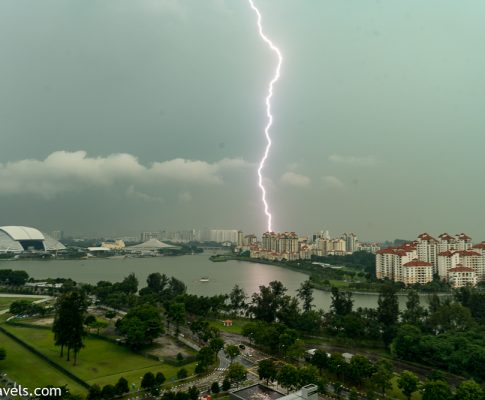 Another Good Singapore Storm