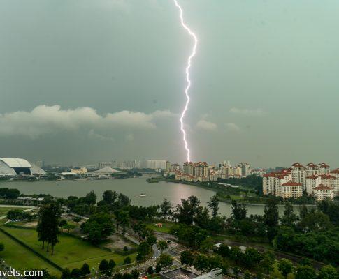 Another Good Singapore Storm