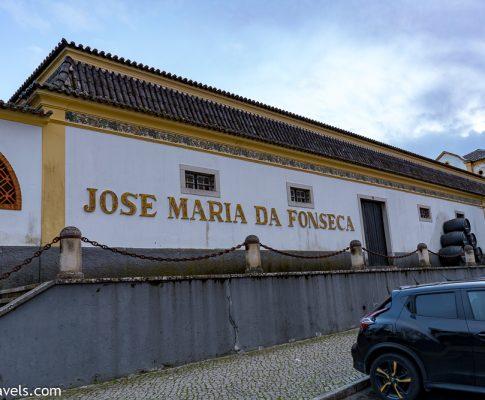 José Maria da Fonseca Vinhos Portugal
