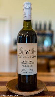 Yarra Yerring Winery, Yarra Valley Victoria,  Oz's Wine Reviews,  Oz's Winery Reviews,