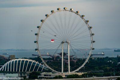 Singapore, My Balcony, 2018 Singapore National Day Practice