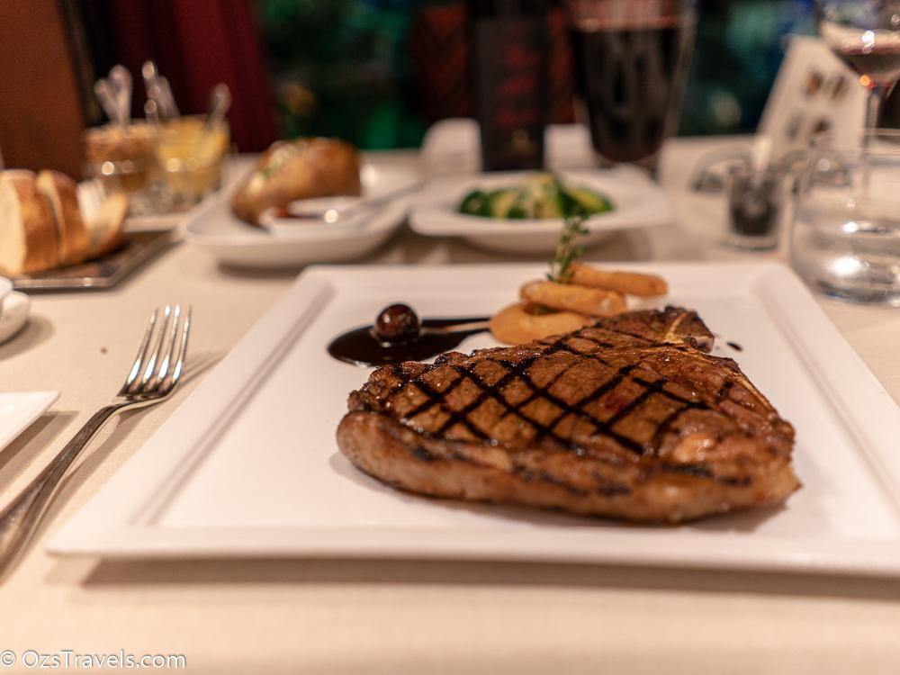 Bangkok, Dusit Thani Bangkok, Hamilton's Steak House Dusit Thani Bangkok
