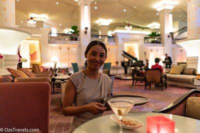 Bangkok, Dusit Thani Bangkok, Martini, Oz's Martinis, Martinis Around the World
