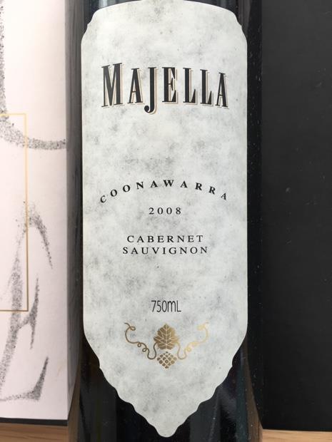 Majella,  Majella Wines,  Majella Cabernet Sauvignon