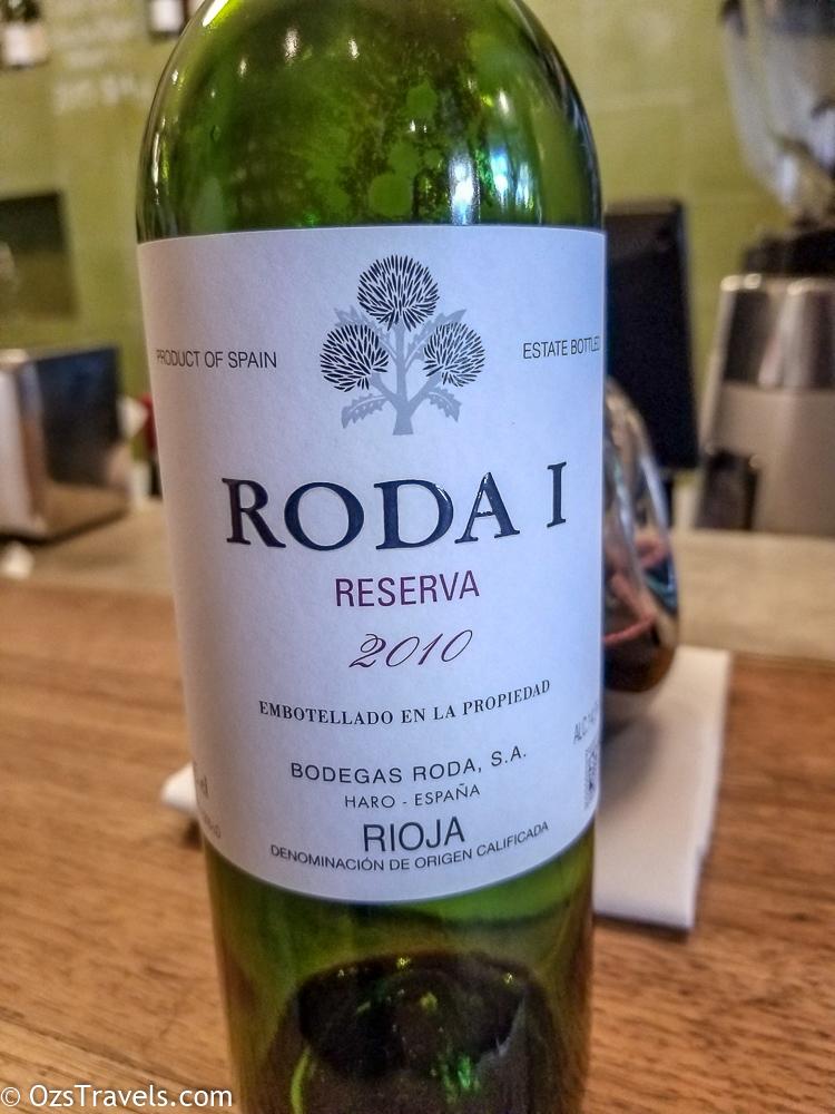 Dec 2018 Wine Reviews, Wine, 2018 Wine Reviews, Wine Reviews, 2010 Roda I Reserva