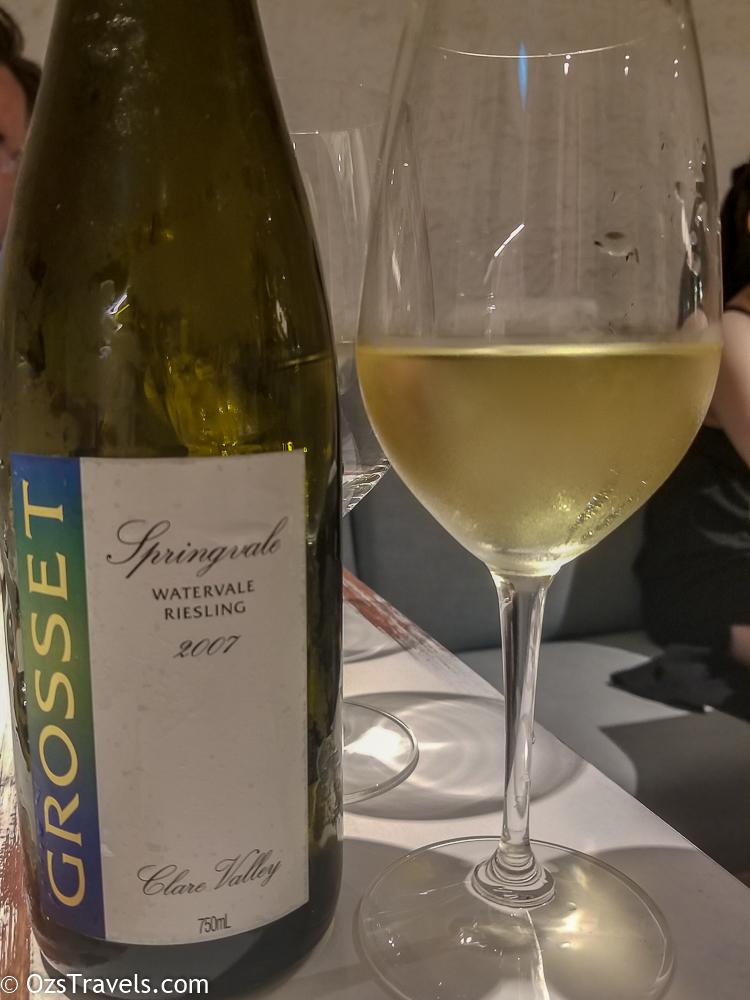 Dec 2018 Wine Reviews, Wine, 2018 Wine Reviews, Wine Reviews, 2007 Grosset Springvale Riesling