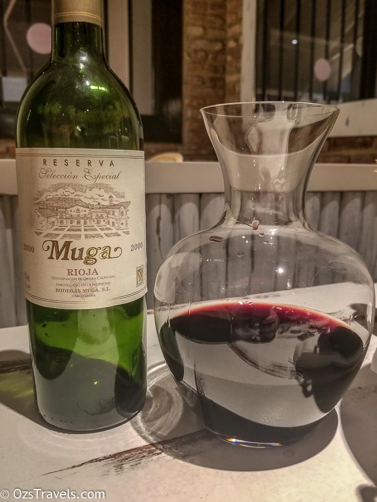Dec 2018 Wine Reviews, Wine, 2018 Wine Reviews, Wine Reviews, 2000 Muga Reserva