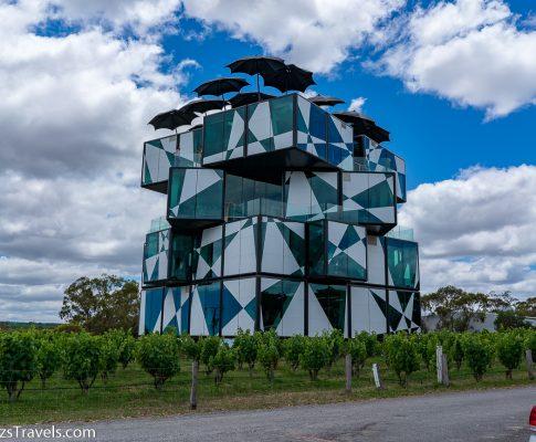 d'Arenberg McLaren Vale South Australia