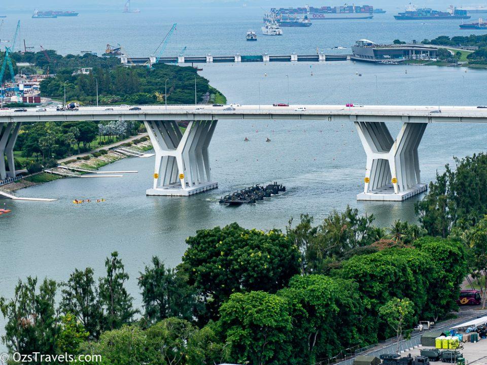 My Balcony, Singapore, 2019 Singapore National Day Practice, 2019 Singapore National Day