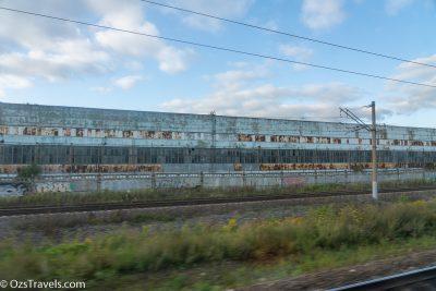 Trans Siberian Railway Day 1