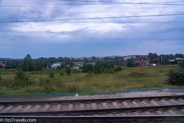 Trans Siberian Railway Day 2,  Trans Siberian Railway,  Siberia, Siberian Trek, Oz's Siberian Trek, Russia,  Russian Railways,