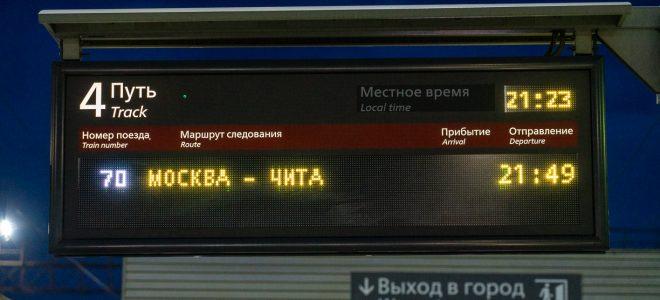 Trans Siberian Railway Day 2