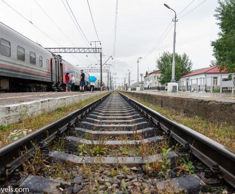 002ЩА Irkutsk to Vladivostok Day2
