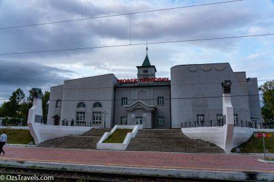 002ЩА from Irkutsk to Vladivostok, Siberia,  Oz's Siberian Trek,  Russia, Russian Railways, Trans Siberian Day 6