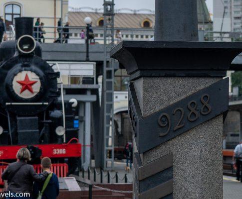 002ЩА Irkutsk to Vladivostok Day3