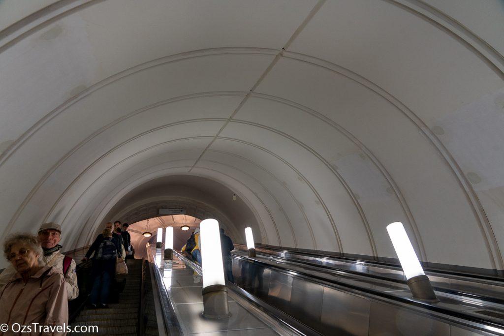 Moscow, Russia,  Oz's Siberian Trek,