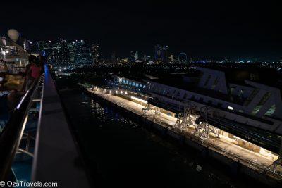 Cruise to Nowhere, Quantum of the Seas, Royal Caribbean, Sail Away Singapore