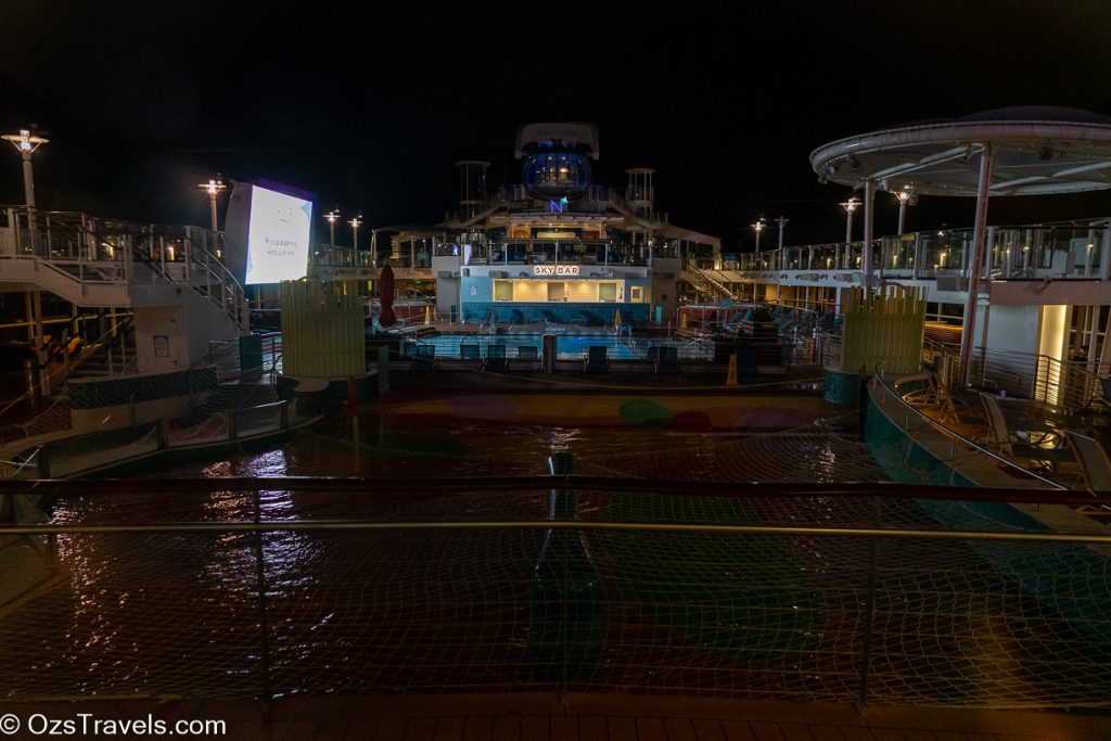 Cruise to Nowhere, Quantum of the Seas, Royal Caribbean, Sail Away Singapore