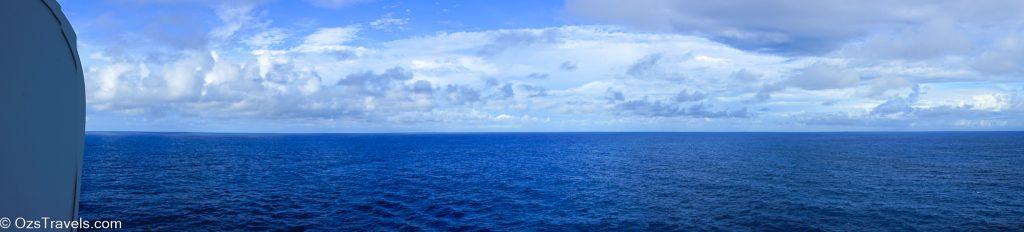 Cruise to Nowhere, Quantum of the Seas,